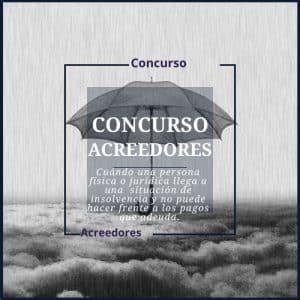 Concurso Acreedores Valencia