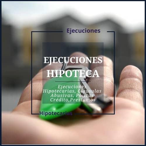 Ejecuciones Hipotecarias Valencia